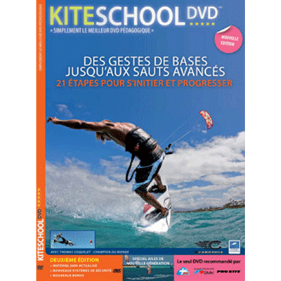 kiteschool dvd